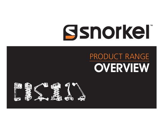 Snorkel Product Range Overview